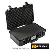 美國 PELICAN 1485 Air 超輕氣密箱-含泡棉(黑) 公司貨