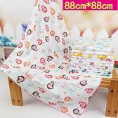 新生兒針織純棉包被薄款抱被裹布巾透氣包單