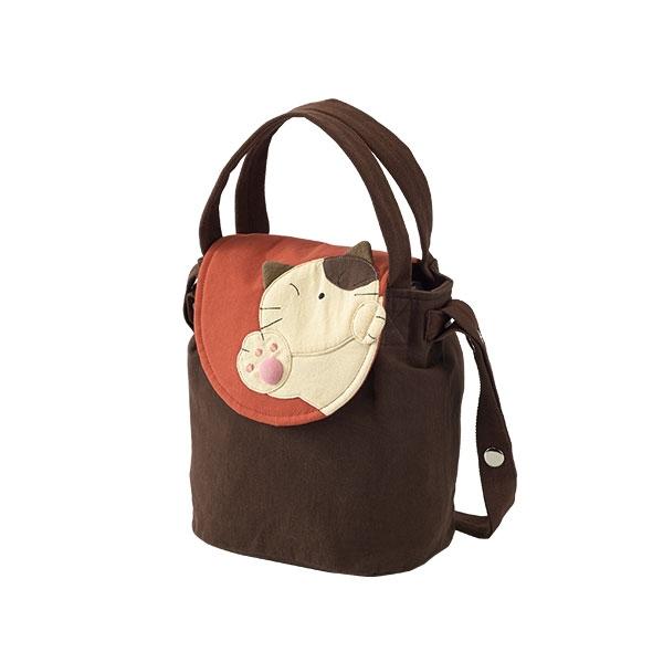 希臘神話斜背兩用包/側背包/拼布包包