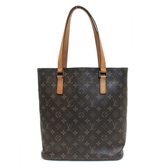 LV LOUIS VUITTON 路易威登 原花肩背直桶包 Vavin GM M51170 【二手名牌 BRAND OFF】