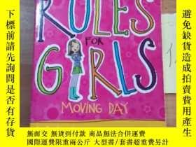 二手書博民逛書店Rules罕見For Girls Moving DayY246207