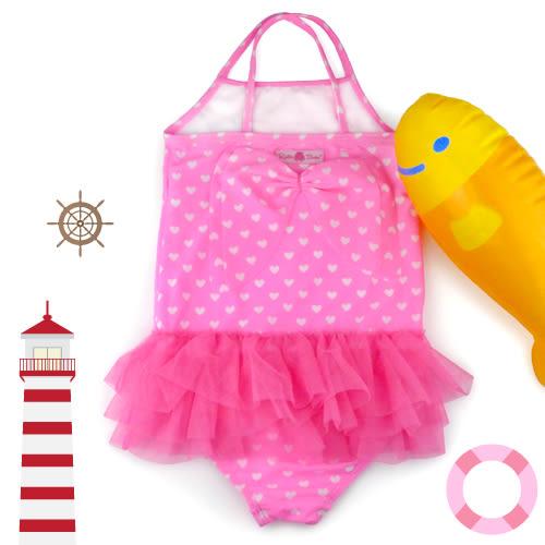女童泳裝 / 比基尼/ 兒童泳裝 / 水玉蓬裙泳裝 美國 RuffleButts