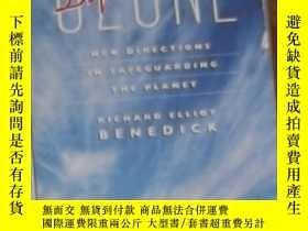 二手書博民逛書店英文原版罕見Ozone Diplomacy by Richard