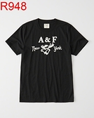 AF Abercrombie & Fitch A&F A & F 男 當季最新現貨 T-SHIRT AF R948