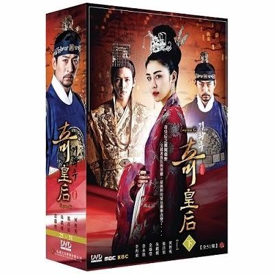 【停看聽音響唱片】【DVD】奇皇后下套25~51集