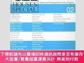 二手書博民逛書店GA罕見Houses Special: Masterpieces 1971-2000 VOL.2 Edited a
