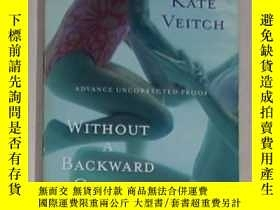 二手書博民逛書店英文原版罕見Without a Backward Glance