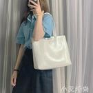 高級感包包洋氣大容量單肩包女2020新款韓版百搭手提包簡約托特包【小艾新品】