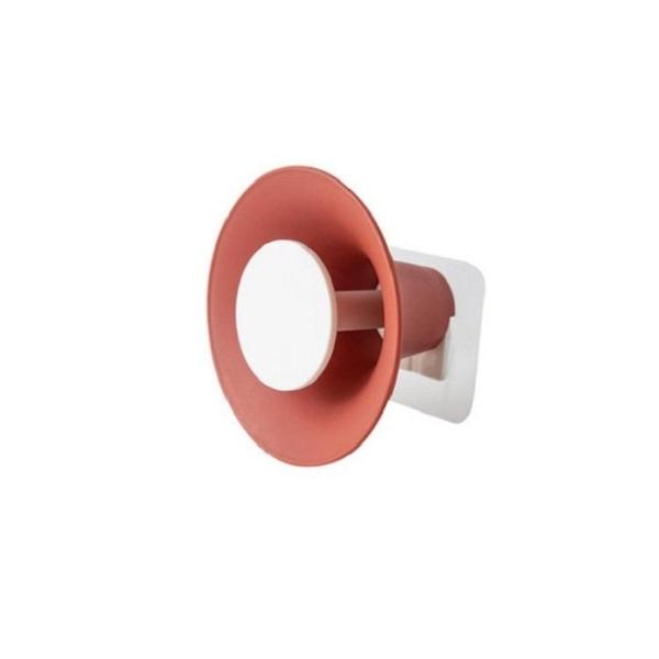 喇叭掛鈎SG686 創意可愛喇叭掛鉤免打孔浴室壁掛粘鉤衛生間衣帽勾門後牆壁上裝飾