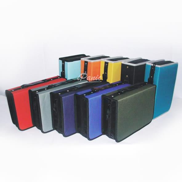 96片裝 活頁式 素色皮面 地球紋 光碟整理包 含棉套 光碟包 CD包 DVD包 光碟整理包 光碟保存