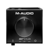 M-AUDIO AIR Hub 專業錄音介面-標準USB 2.0 / USB-C端口
