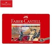 【輝柏 輝伯 Faber-Castell】油性彩色鉛筆 36色 (鐵盒裝)←水彩色鉛筆 彩色鉛筆