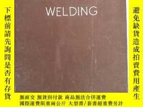 二手書博民逛書店design罕見for welding(H2472)Y17341