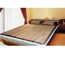 《愛樂美》古典涼蓆枕套組雙人-標準