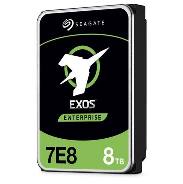 Seagate Exos 8T 8TB SATA 3.5吋 7200轉企業級硬碟 ST8000NM000A