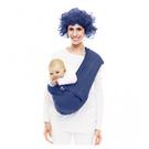 Wallaboo 酷媽袋鼠背巾(揹巾)-藍色[衛立兒生活館]