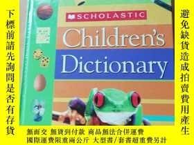 二手書博民逛書店Scholastic罕見Children s Dictionary NEW AND UpdatedY27391