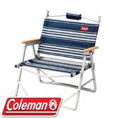 【Coleman 美國 圍爐輕薄摺疊椅】CM-31288/摺疊椅/露營椅/導演椅
