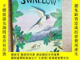 二手書博民逛書店julia罕見donaldson follow the swal