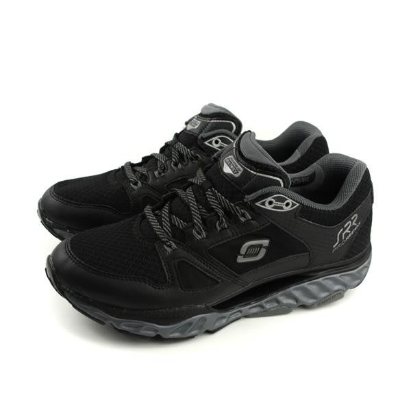 SKECHERS PRO RESISITANCE 運動鞋 慢跑鞋 避震 減壓 弧形大底 男鞋 黑色 999738BBK no815