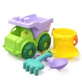 沙灘玩具-沙灘玩具套裝兒童洗澡玩具小孩戲水挖沙子寶寶鏟子沙漏工具-奇幻樂園
