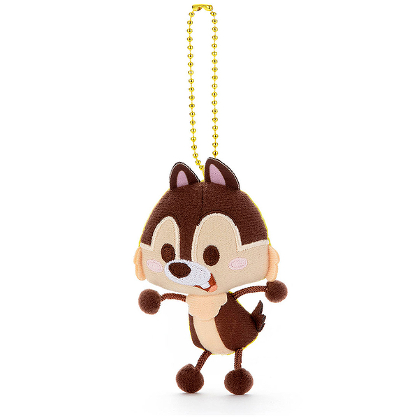T-ARTS Disney Toy Company 擦擦吊飾 奇奇_TA21451