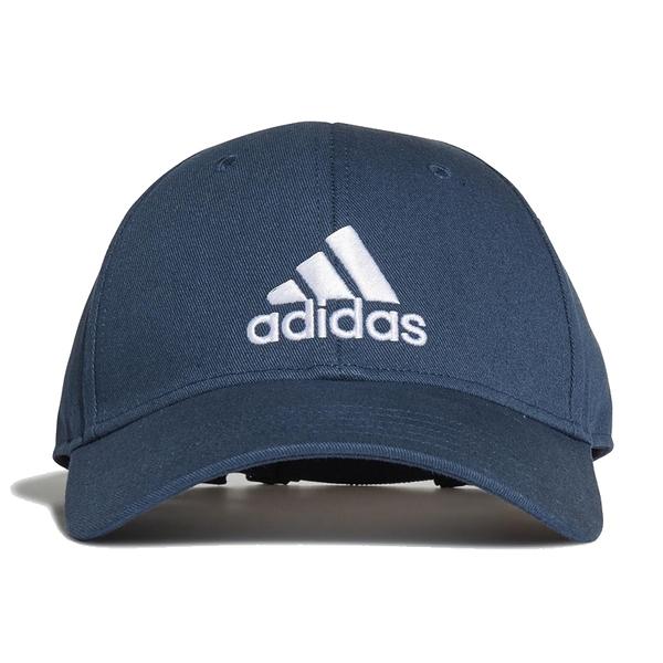 Adidas 愛迪達 帽子 深藍色 運動帽 老帽 六分割 經典棒球帽 6-Panel Cap 運動帽 電繡 GM6273