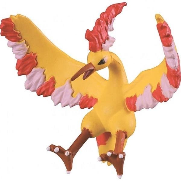 Pokemon GO EX 人形 #69 火焰鳥 PC13711 神奇寶貝 精靈寶可夢