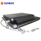 SUNBOX 雙鎖頭鑰匙型電腦鎖 (TL-625)