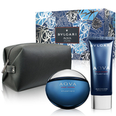 Bvlgari 寶格麗 勁藍水能量冬季香氛禮盒【ZZshopping購物網】