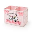 【震撼精品百貨】Hello Kitty 凱蒂貓~編織置物籃S(MIMMY)04476
