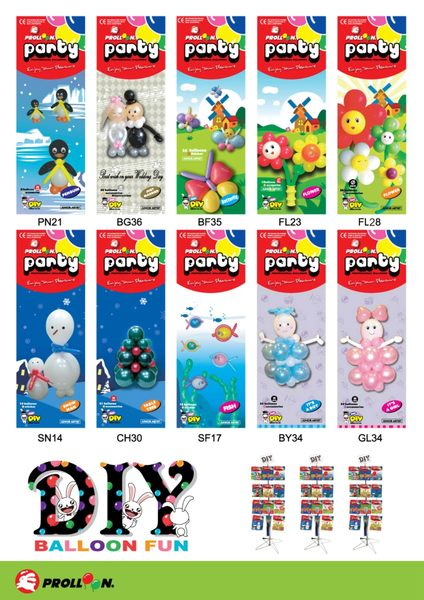 【大倫氣球】黃色小鴨-氣球DIY組 Duckling balloon DIY  氣球佈置,開幕、派對、party 乳膠氣球