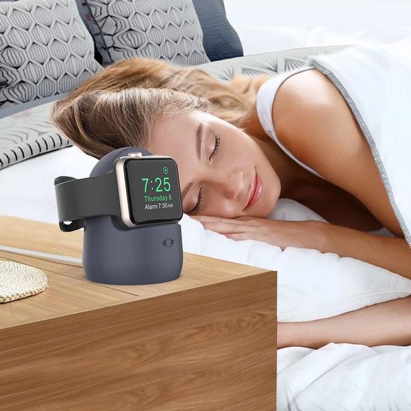 AHASTYLE Apple Watch 矽膠充電底座 充電底座 充電器 充電座 集線器