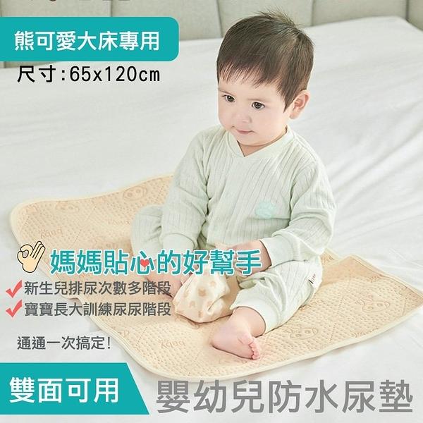 【i-Smart】嬰幼兒防水尿墊 65x120cm (大床專用)