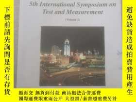 二手書博民逛書店ISTM 2003罕見5TH INTERNATIONAL SYMPOSIUM ON TEST AND MEASUR
