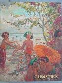 【書寶二手書T2/收藏_EUL】Christie s_Asian 20th Century Art_2014/5/25
