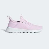 Adidas Cloudfoam Pure [F34674] 女鞋 運動 慢跑 休閒 舒適 輕量 針織 愛迪達 粉紅