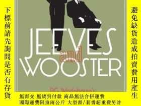二手書博民逛書店A罕見Brief Guide To Jeeves And WoosterY256260 Nigel Cawth
