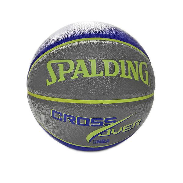 Spalding Gross Over [SA74517] 籃球 7號 合成皮 室內 室外 藍綠