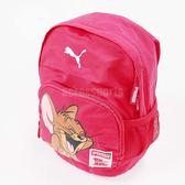 Puma 後背包 WB Tom And Jerry 粉紅 湯姆貓與傑利鼠 包包 小朋友 【PUMP306】 07320202
