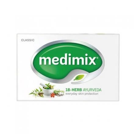 ※薇維香水美妝※ MEDIMIX 草本美膚皂 (深綠色) 125G 印度手工皂 杜拜帆船美肌皂