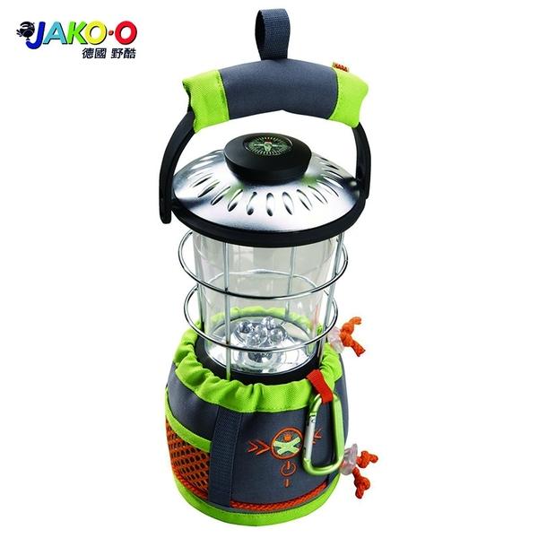 JAKO-O德國野酷-HABA手搖LED野營提燈