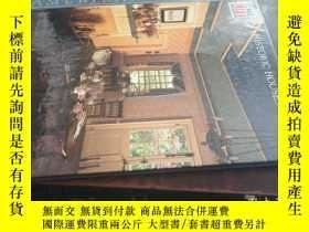 二手書博民逛書店HISTORIC罕見HOUSES OPENING THE DOORS TO AMERICA S PAST(建築歷史