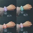 流行女錶 ins超火的夜光手錶女發光學生韓版簡約潮流ulzzang日系軟妹水鉆 店慶降價