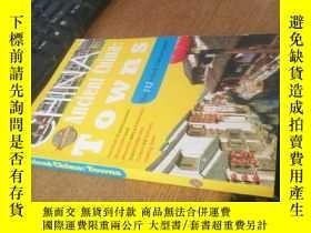 二手書博民逛書店Ancient罕見China Towns 中古古代城鎮Y1608