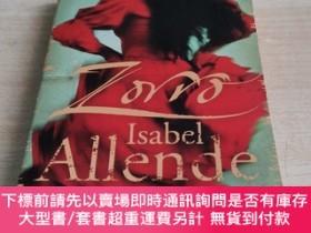 二手書博民逛書店Zorro:罕見A Novel 佐羅 (小說) (P.S.系列)Y211464 Isabel Allende(