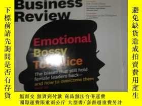 二手書博民逛書店HARVARD罕見BUSINESS REVIEW: 2013.3