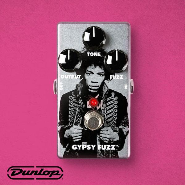 小叮噹的店-新品 Dunlop JIMI HENDRIX 電吉他效果器 GYPSY FUZZ JHM8