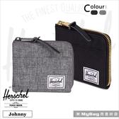 Herschel 皮夾 經典拉鍊零錢包 (新款) Johnny 得意時袋
