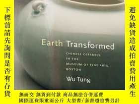 二手書博民逛書店【包罕見】Earth Transformed: Chinese